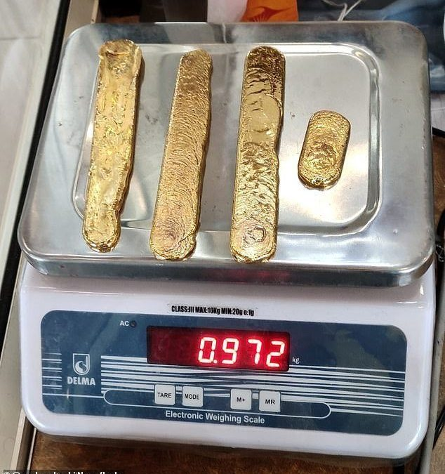 do not smuggle gold - buy gold from vermillion enterprises today